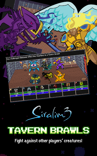 Siralim 3 (Monster Taming RPG) - screenshot