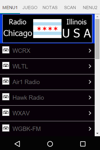 Radio Chicago Illinois USA