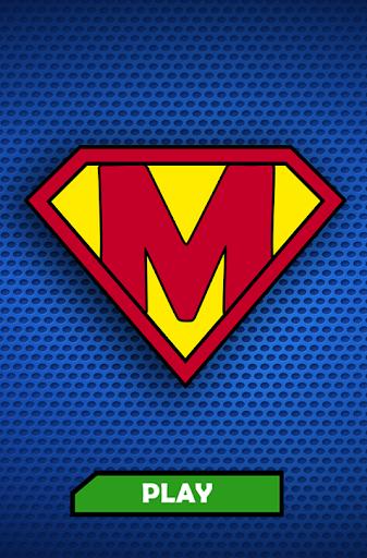 SuperHero Man Steel