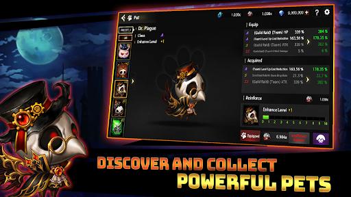 Skull Arena: Idle Hero RPG 1.5.461 de.gamequotes.net 3
