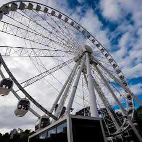 South Bank Parklands, Brisbane by Adam Chua - City,  Street & Park  Amusement Parks