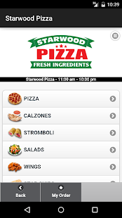 Starwood Pizza- screenshot thumbnail