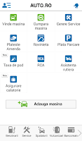 Screenshot of Auto.ro
