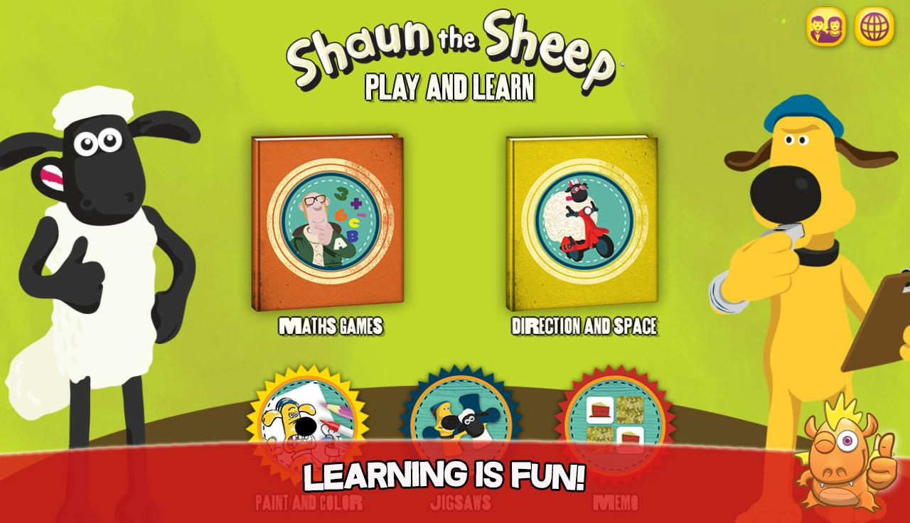 shaun learning games for kids android apps on google play
