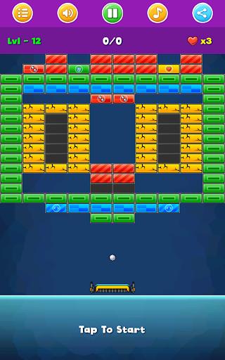Super Brick Breaker apktram screenshots 23