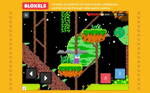 Bloxels  captures d'u00e9cran 1