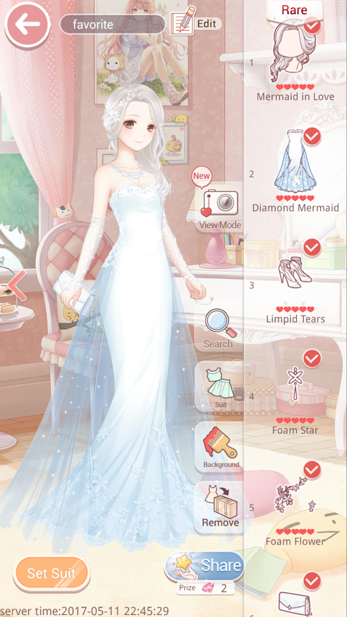 love nikki princess 9