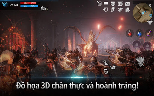 Lineage2 Revolution Vietnam 2.00.44 {cheat|hack|gameplay|apk mod|resources generator} 5