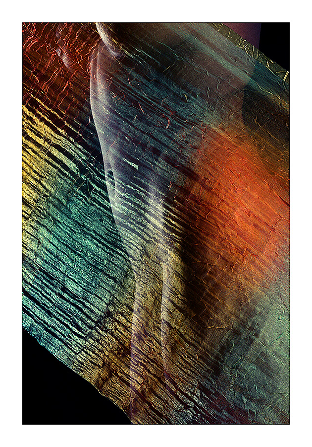 Colori e trasparenze di cyano