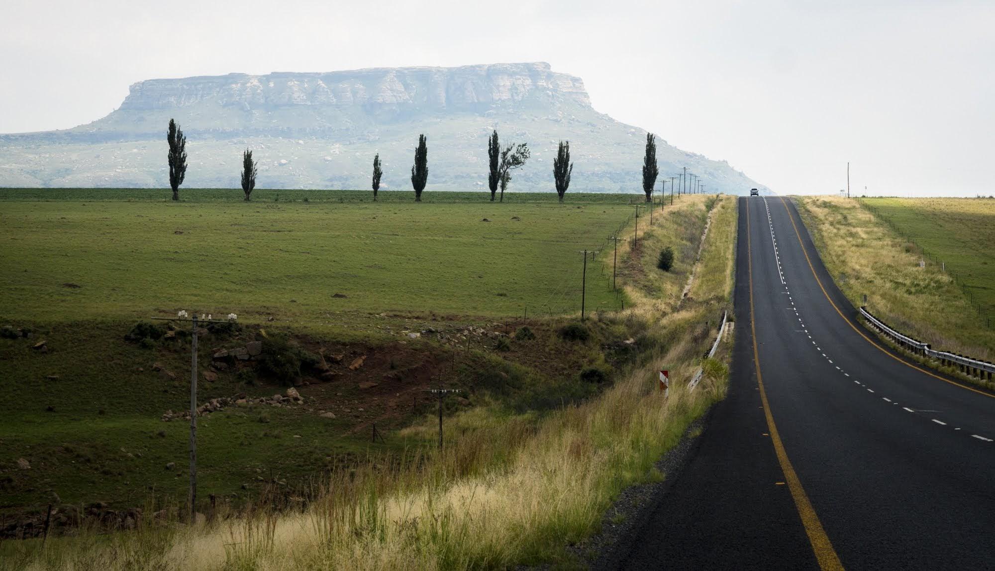 A South Africa roadtrip