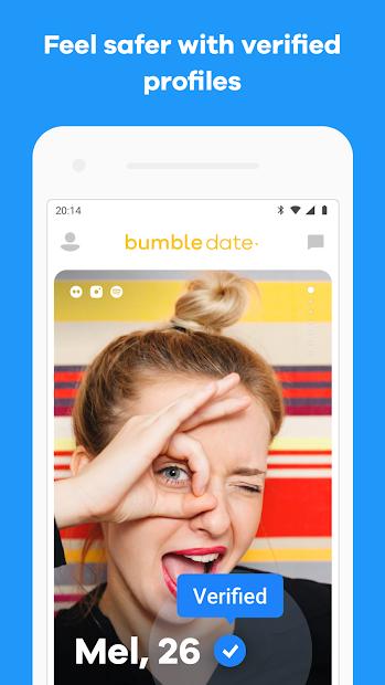 Bumble — Date. Meet Friends. Network. screenshot 4