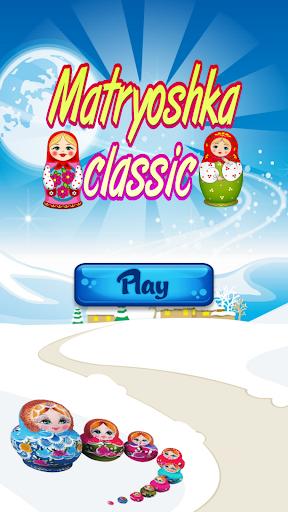 Matryoshka classic match 3 offline games free fun  captures d'u00e9cran 1
