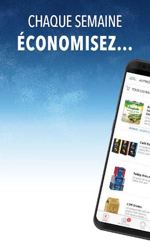 Coupon Network - 100% réduction, promo, bon plan Android App Screenshot