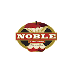 Logo of Noble Cider Royal Peach