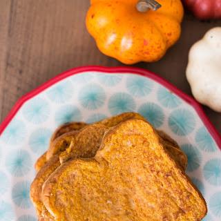 Pumpkin French Toast.