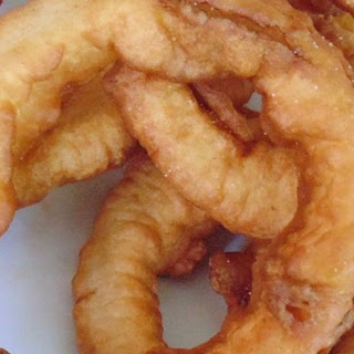 Fantastic Onion Ring Batter