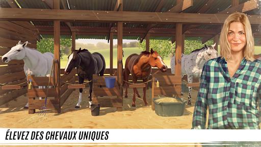 Rival Stars Horse Racing fond d'écran 2