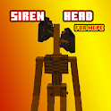 siren head mod for minecraft icon