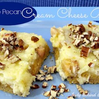 Apple Pecan Cream Cheese Bars.