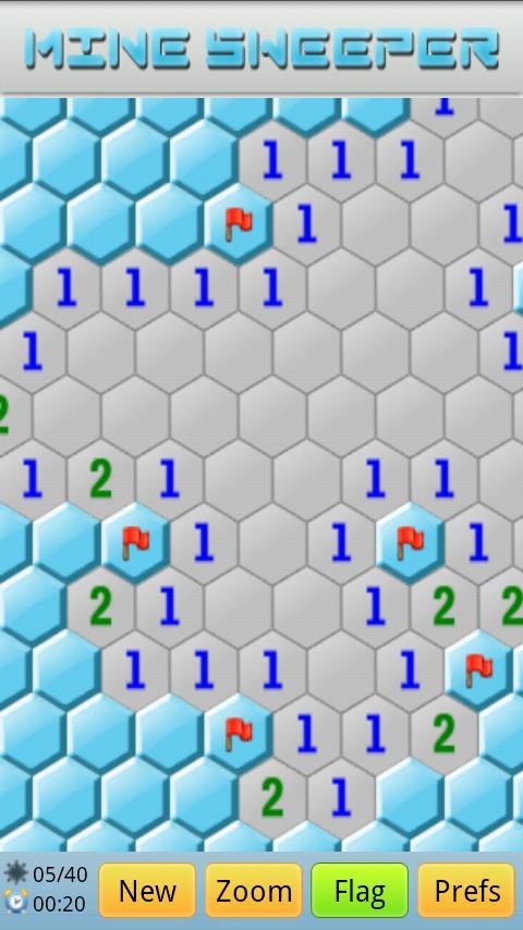 Скриншот Super MineSweeper Free