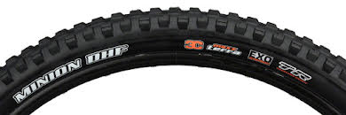 "Maxxis Minion DHF Tire: 27.5 x 2.80"", 120tpi, 3C MaxxTerra, EXO, Tubeless Ready alternate image 0"