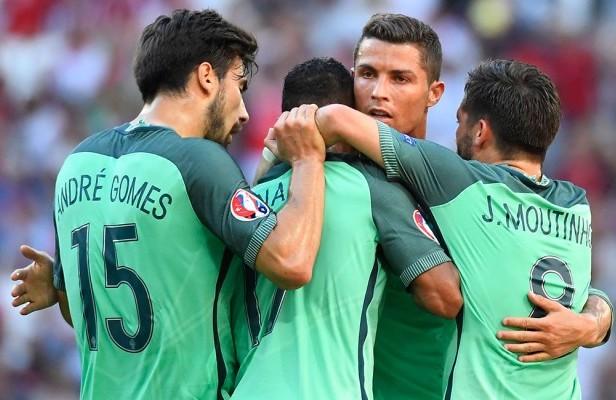 Portugal-Polonia abre cuatro días de cuartos de final de la Eurocopa