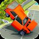 車のクラッシュドライビングシミュレータ:ビームカージャンプアリーナ