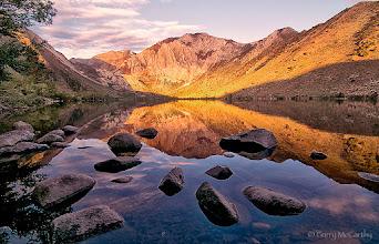 Photo: Sunrise, Convict Lake  #ThirstyThursdayPics
