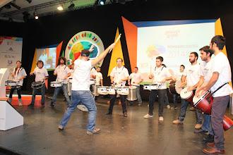 Photo: Yeditepe Üniversitesi, Rhythm Factory grubunun gösterisi katılımcılara unutulmaz bir gösteri yaptı... www.gelecekgunu.org