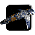 Geometric Speed 3D Ship Space Velocity Dash icon