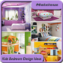Kids Bedroom Design Ideas icon