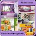 dormitorio ideas de los niños icon