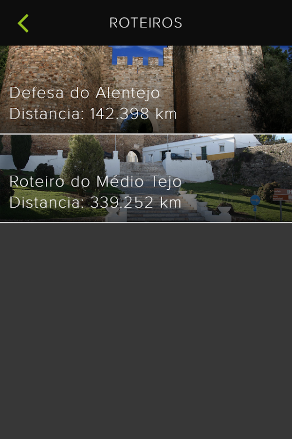 Turismo Militar- screenshot