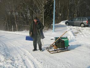 Photo: Indulás a jégre...
