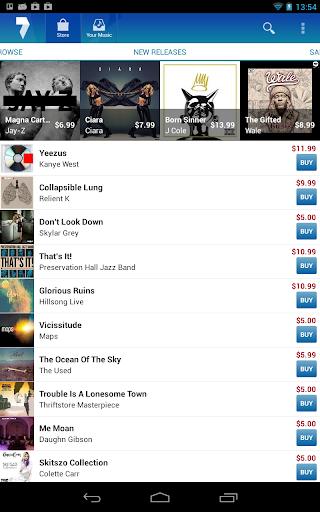 7digital Music Store screenshot 10