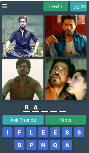 4 PIC 1 MOVIE OF SHAHRUKH KHAN 3.6.6z screenshots 1