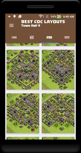 BEST COC LAYOUTS 1.5 screenshots 3