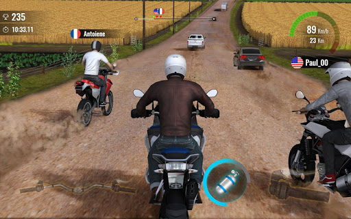 Moto Traffic Race 2: Multiplayer  captures d'écran 2