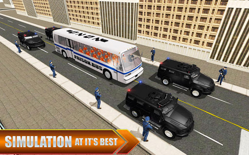 Prisoner Transport Bus Simulator 3D 1.0 screenshots 9