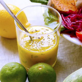 A Raw Mango Dressing To Perk Up Any Salad