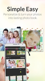 Pixajoy Photo Book- screenshot thumbnail