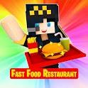 Fast Food Restaurant Skin For Minecraft icon