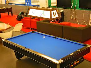 Photo: Google play room - Pool Table, Guitar Hero, Fooseball, Darts