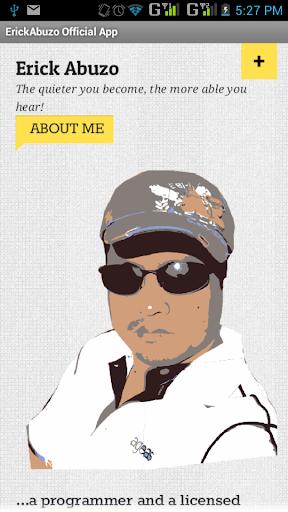 ErickAbuzo App