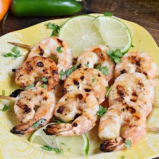 Tequila Citrus Shrimp