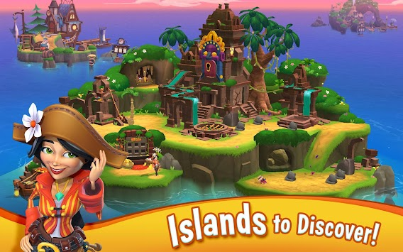 Paradise Bay APK screenshot thumbnail 11