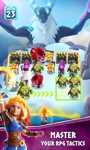Legend of Solgard Mod 1.6.1 Apk [Unlimited Energy] 1