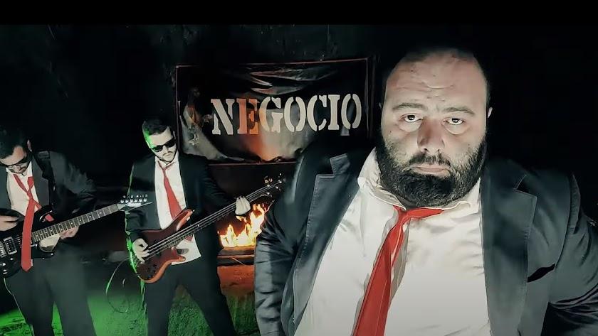 Una imagen del último videoclip de \'Negocio\'.