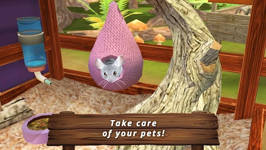 Pet Hotel Premium – Hotel for cute animals Apk Download For Android and Iphone 2