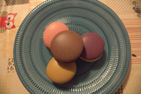 I love macarons di Camon Alice